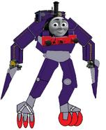 Charlie Trainsformer