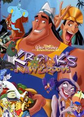 Pooh's Adventures of Kronk's New Groove poster
