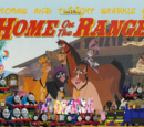 Thomas and Twilight Sparkle go Home on the Range