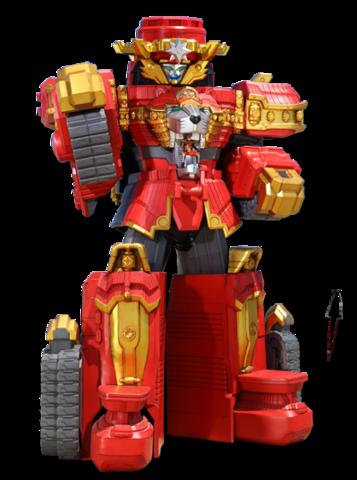 File:Ninja Lion Megazord.png