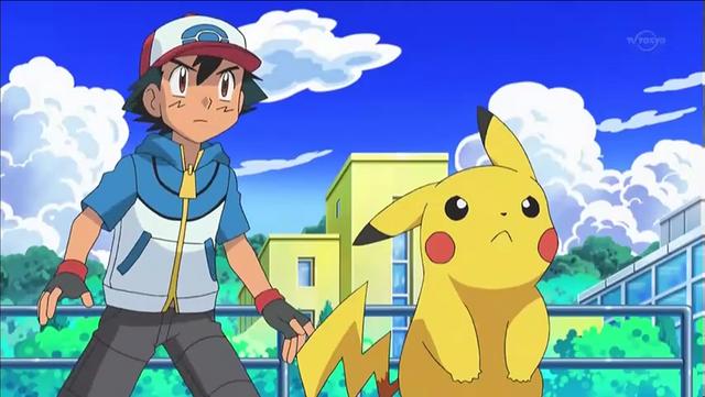 File:Ash y su pikachu en la decimocuarta temporada.png