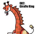 Giraffe King