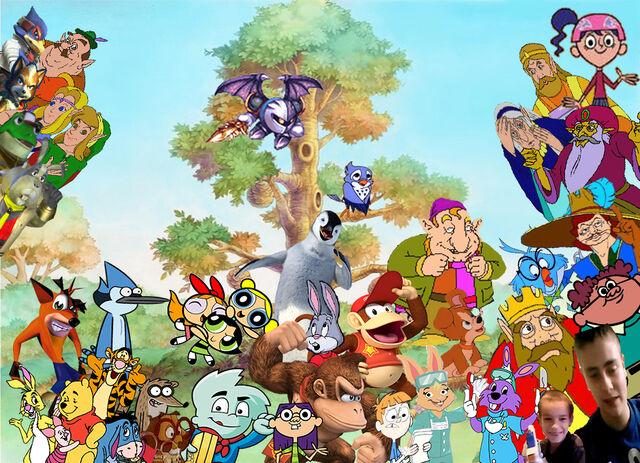 File:My pooh s adventures team by reeseambler1997-d6xz3r1.jpg