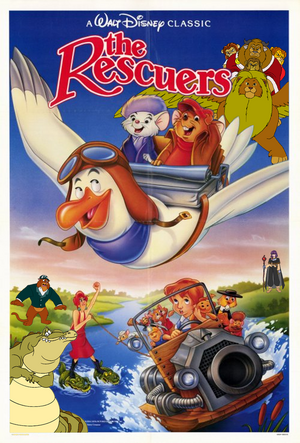 Benny, Leo and Johnny TheRescuers