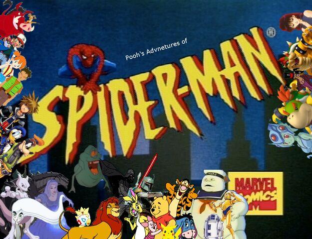 File:Pooh's Adventures of Spider-Man TAS Title Card.jpg