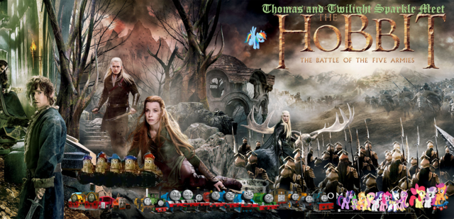 File:Thomas and Twilight meet The Hobbit TBOTFA.png