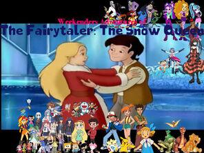Weekenders Adventures of The Fairytaler- The Snow Queen