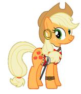 Applejack pirate