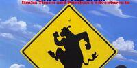 Simba, Timon, and Pumbaa's Adventures of Barnyard: The Original Party Animals