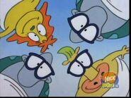 Gilbert, Shelbert, Norbert, And Missy as Babies