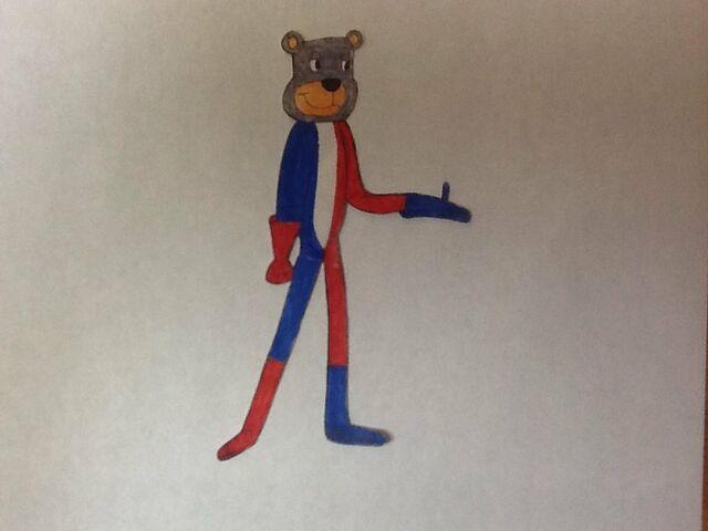 File:Romeo the french bear by carltonheroes-d8al5ta.jpg