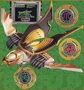 Ninja Firebirdzord