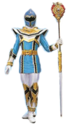 Blue Mystic Ranger (Legend mode)