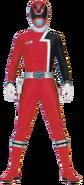 S.P.D. Red Ranger