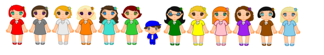 File:12 Girls with Clarence.png
