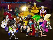 Earthworm Jim's Adventures