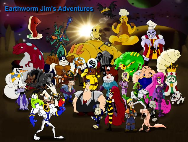 File:Earthworm Jim's Adventures.png