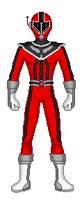 Red Data Squad Ranger