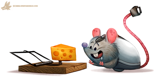 File:Daily paint 1113 computer mouse by cryptid creations-d9jhwzy.png