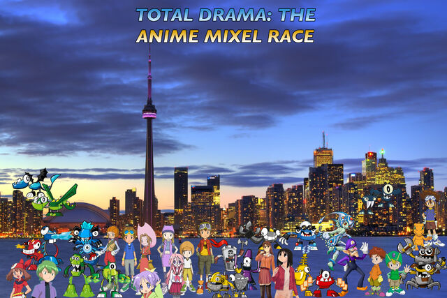 File:Total Drama The Anime Mixel Race Poster.jpg