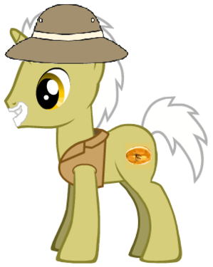 Professor Mosquito Amber-0