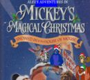 Alex's Adventures of Mickey's Magical Christmas: Snowed in at the House of Mouse