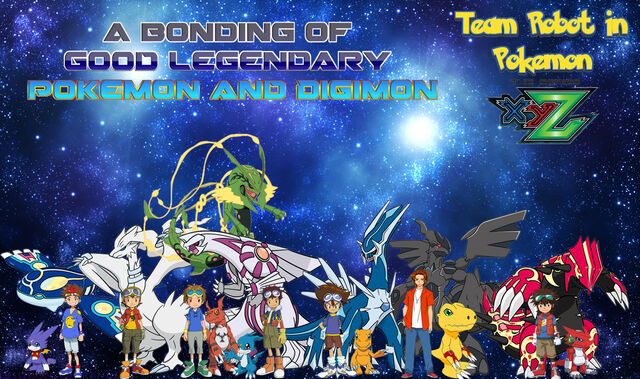 File:Legendary Pokemon and Digimon Bond Poster.jpg