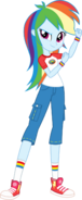 Legend of everfree camper rainbow dash by imperfectxiii-dadcyqt