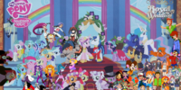 Weekenders Adventures of My Little Pony: Friendship is Magic - A Canterlot Wedding