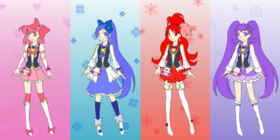 Passion Star Pretty Cure