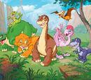 Littlefoot's Adventures Series