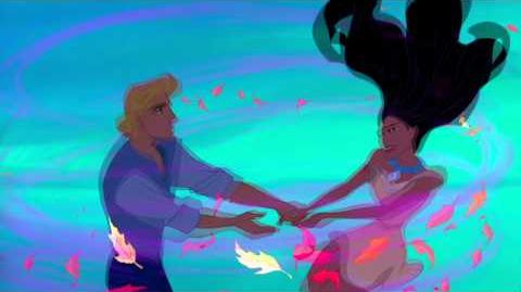 """Pocahontas """"Colors of the Wind"""""""