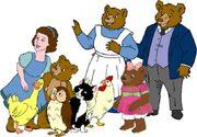 The Little Bear Gang