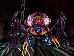 File:Blackarachnia (Calendar Bot Beast Mode).jpg
