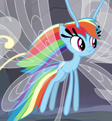 File:Rainbow Dash as a Breezie.png