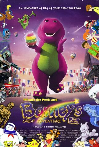 File:Winnie the Pooh and Barney's Great Adventure Poster.jpg