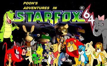 Pooh's Adventures in Star Fox 64