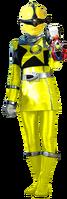 Yellow Dorado Ranger (Female)