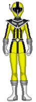 4. Yellow Data Squad Ranger