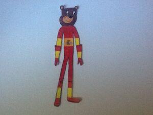 Amigo the spanish bear by carltonheroes-d9c8kfc