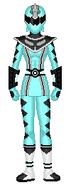 11. Frost Data Squad Ranger