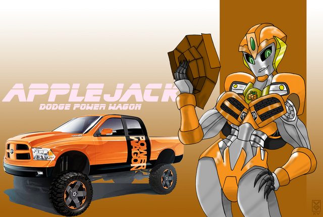 File:Applejack's Cybertronian form.png