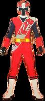 Ninja Steel Silver Red Ranger