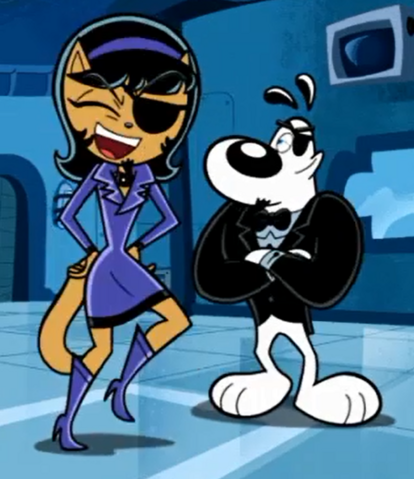File:Madame Catastrohpe laughing and dancing.png