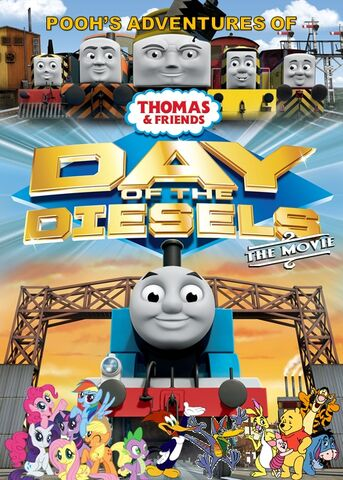 File:Pooh's Adventures of Thomas and Friends - Day of the Diesels Poster.jpg