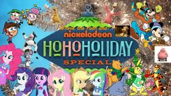 Winnie the Pooh and Nickelodeon's Ho-Ho Holiday Special