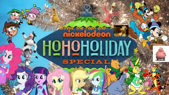 File:Winnie the Pooh and Nickelodeon's Ho-Ho Holiday Special.jpg