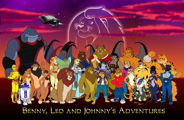 File:Benny Leo Johnny Adventures poster1.png