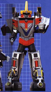 Shadow Force Megazord (Mode Red)