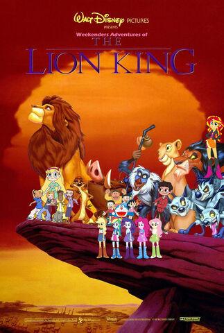 File:Weekenders Adventures of The Lion King.jpg